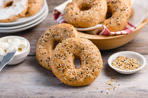 #1: Everything Bagels