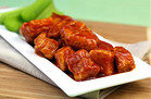 Honey Boneless BBQ Wings
