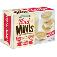Little Something Foods Mad Minis Ice Cream Cookie Sandwiches