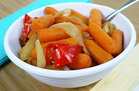 Hungry Girl's Healthy Glaze-of-Glory Candied Carrots Recipe