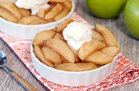 Hungry Girl's Healthy Scoopable Apple Pie Recipe