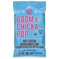 Angie's BOOMCHICKAPOP Hot Cocoa Marshmallow Flavored Drizzled Kettle Corn