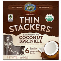 Lundberg Organic Chocolate Thin Stackers