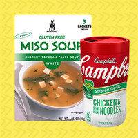 Most Filling Foods on Shelves: Broth-Based Soup