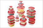Rubbermaid Easy Find Lids Food Storage Containers (42 Piece Set)