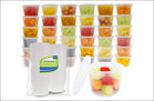 Freshware Food Storage Containers (36 Pack)