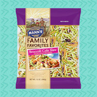 Most Filling Foods on Shelves: Broccoli Cole Slaw