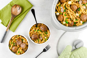 Introducing Fresh and Easy Slow-Cooker Meals!