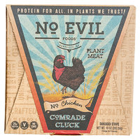 No Evil Foods No Chicken Comrade Cluck Plant Meat Shredded Strips