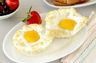 Hungry Girl Healthy Cloud 9 Cloud Eggs Recipe