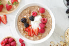 Hungry Girl Healthy Oversized Overnight Growing Oatmeal Recipe