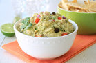 Hungry Girl Healthy Southwest Guiltless Guacamole Dip Recipe