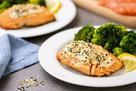 Hungry Girl Healthy Everything Bagel Salmon Recipe