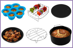Amazon Find: Air-Fryer Accessory Set!