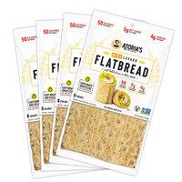 Atoria's Mini Lavash Flatbread with Whole Grain & Flax Seeds