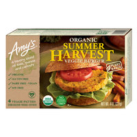 Amy's Organic Summer Harvest Veggie Burger