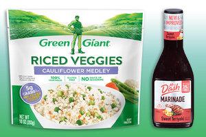 2-Ingredient Riced Veggie Recipe Hacks!