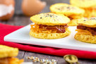 Hungry Girl's Healthy Egg-Bun Breakfast Sandwiches Recipe
