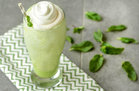Hungry Girl's Healthy Boozy Shamrock Shake Recipe