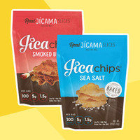 Natural Food & Drink Finds: JicaChips