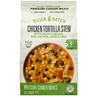 Tiller & Hatch Pressure Cooker Meals Chicken Tortilla Stew