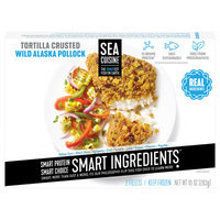 Sea Cuisine Tortilla Crusted Wild Alaska Pollock