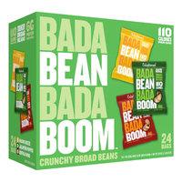 Enlightened Bada Bean Bada Boom Crunchy Broad Beans in New Flavors