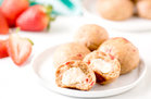Hungry Girl's Healthy Strawberry Cheesecake Bagel Bites Recipe