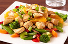 Hungry Girl's Healthy Chinese Chicken Oh My Stir-Fry Recipe