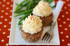 Hungry Girl's Healthy Mashie-Topped Meatloaf Cupcakes Recipe