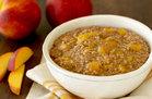 Hungry Girl's Healthy Peaches 'n Dream Oatmeal Recipe