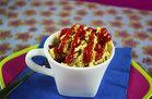 Hungry Girl's Healthy Egg Mug Burger-rama Recipe
