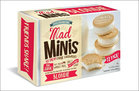 Mad Minis Ice Cream Cookie Sandwiches