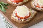Hungry Girl's Healthy Italian Tuna Melts Recipe