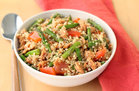 Hungry Girl's Healthy Tuna Quinoa Bowl Recipe