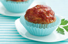 Hungry Girl's Healthy Turkey & Veggie Meatloaf Minis Recipe