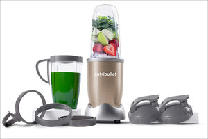 Hungry Girl Must-Have: NutriBullet 12-Piece High-Speed Blender/Mixer System