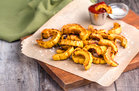 Hungry Girl's Healthy No-Peel Delicata Squash Fries Recipe