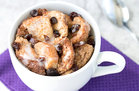 Hungry Girl's Healthy Made-in-a-Mug Bread Pudding for One Recipe
