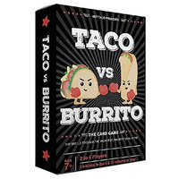 Taco vs. Burrito: The Card Game