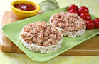 Hungry Girl's Healthy Salsa-fied Tuna Stacks Recipe