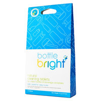 Bottle Bright Natural Cleaning Tablets