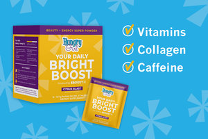 What exactly is Your Daily Bright Boost?