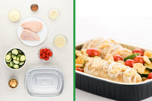 Convenience to the Max: 15-Minute & Oven-Ready Meals!