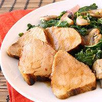 5 Ingredient Meals: Sesame-Ginger Pork 'n Veggies