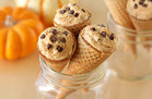 Hungry Girl's Healthy Pumpkin Pie Cannoli Cones Recipe