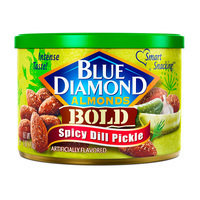 Blue Diamond Almonds in Bold Spicy Dill Pickle