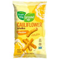 Real Food From the Ground Up Cauliflower & Butternut Squash Stalks