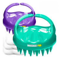 Massage Pro Scalp Brush & Massager (2 Pack)