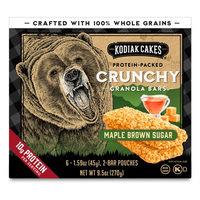 Kodiak Cakes Protein-Packed Crunchy Granola Bars